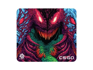 SteelSeries QCK+ Mousepad CS:GO Hyper Beast Edition