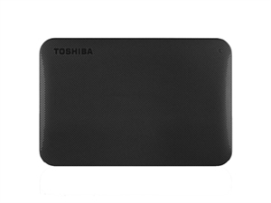"Toshiba 1TB Canvio Ready Portable 2.5"" USB 3.0 External HDD - Black"