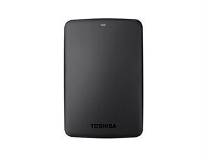 "Toshiba 2TB Canvio Basics Portable 2.5"" USB3.0 External Hard Drive"