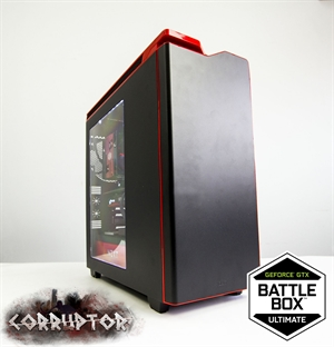 "Battlebox ""Corruptor"" Gaming System"