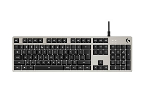 Logitech G413 Mechanical Backlit Gaming Keyboard - Silver