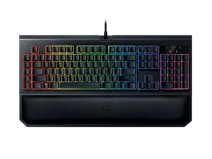 Razer BlackWidow Chroma V2 Mechanical Gaming Keyboard - Orange Switch