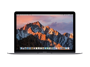 "Apple MacBook 12"" Intel Core m3 1.1GHz 256GB - Space Grey"