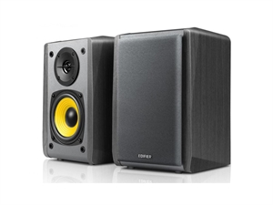 Edifier R1010BT 2.0 Bookshelf Speakers With Bluetooth - Black
