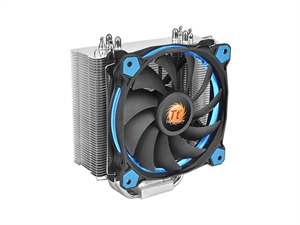 Thermaltake  Riing Silent 12 CPU Cooler - Blue