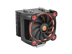 Thermaltake Riing Silent 12 Pro CPU Cooler - Red