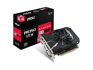 MSI Radeon RX 560 Aero ITX OC 4GB Graphics Card