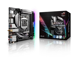 ASUS STRIX Z270I Gaming Intel LGA 1151 Motherboard