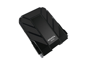 ADATA 1TB HD710 DashDrive Durable USB3.0 Portable External Hard Drive - Black