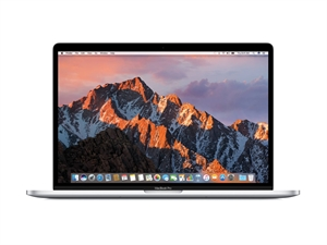 "Apple MacBook Pro 15"" Touch Bar Intel Core i7 2.8GHz 256GB - Silver"