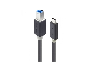 ALOGIC 1m USB 3.0 USB-C to USB-B Male to Male Pro Series