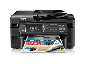 Epson Workforce WF-3620 Multi-Function Colour Wi-Fi Printer