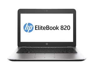 "HP EliteBook 820 12.5"" HD Display Intel Core i5 Laptop"