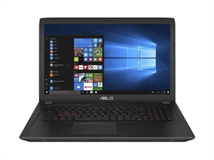 "ASUS FX753VD-GC007T 17.3"" FHD 24GB (8GB + 16GB) Intel Core i7 Laptop"