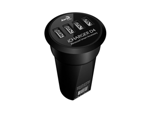 Aerocool iChargerD4 Desktop USB 4 Port Smart Charger