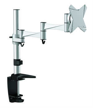 "Astrotek Monitor Stand Desk Mount 43cm Arm Single Display 13""-27"" 8KG VESA 75*75 100*100"