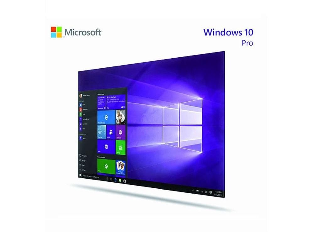 Microsoft Windows 10 Home English Usb Flash Drive: Microsoft Windows 10 Professional 64-Bit OEM With DVD
