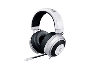 Razer Kraken Pro V2 Gaming Oval Ears Headset - White