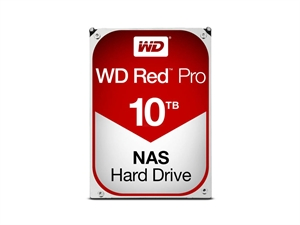 "Western Digital 10TB Red PRO 3.5"" NAS Hard Drive"