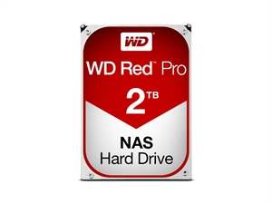 "Western Digital 2TB Red PRO 3.5"" NAS Hard Drive"