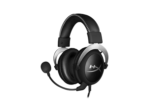 Kingston HyperX Cloud Pro Gaming Headset - Silver