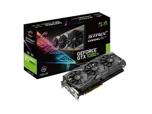 ASUS GeForce GTX 1080 Ti ROG Strix Gaming 11GB Graphics Card