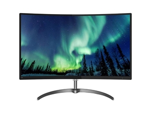 "Philips 278E8QJAB 27"" FHD Curved UltraWide LED Monitor"