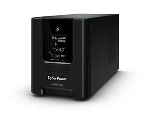 CyberPower Professional Tower 3000VA / 2700W Pure Sine Wave UPS