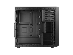 Bitfenix Comrade Window Chassis Mid Tower - Black