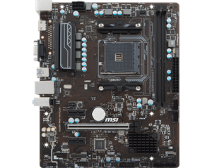 MSI A320M Pro-VH Plus mATX Motherboard