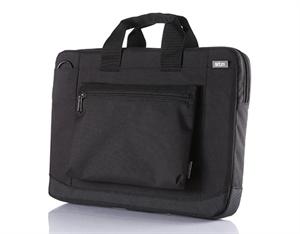 """STM Ace 13.3"""" Shoulder Laptop Bag - Black"""