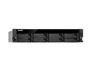QNAP TS-831XU-RP-4G 8 Bay Diskless Rack NAS