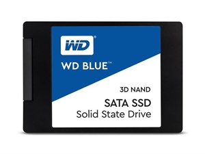 Western Digital WD Blue 500GB 3D NAND SSD