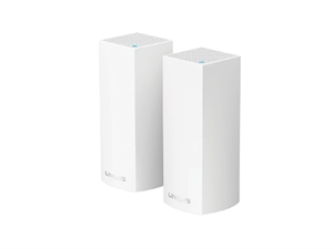 Linksys Velop AC2200 Whole Home Mesh Wi-Fi System - 2 Pack