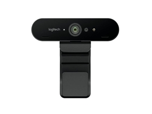 Logitech BRIO 4K Ultra HD USB-C Webcam
