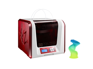 XYZprinting Da Vinci Jr. 2.0 Mix 3D Printer