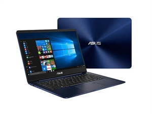 ASUS ZenBook UX430UQ 14'' Intel Core i7 Ultrabook Laptop - Blue Metal