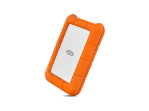 LaCie 4TB Rugged USB-C 3.1 Gen 1 Type-C External Portable Hard Drive