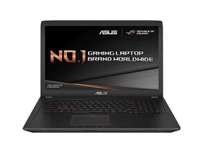 "ASUS ROG ZX553VD 15.6"" FHD Intel Core i7 Laptop - Black"
