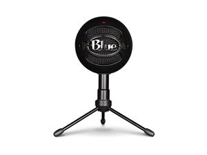 BLUE Snowball Ice Versatile USB HD Audio Microphone - Black
