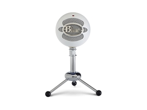 BLUE Snowball Professional USB Microphone - White