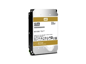 "Western WD Gold Enterprise 12TB 3.5"" Internal Hard Drive"