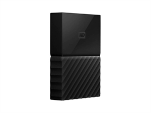 Western Digital 1TB My Passport Portable USB 3.0 HDD - Black