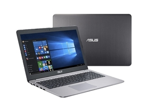 Asus Vivobook Slim K405UA 14'' HD Intel Core i5 Laptop - Dark Grey