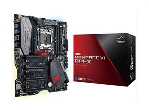 ASUS ROG RAMPAGE VI APEX X299 LGA 2066 E-ATX Motherboard