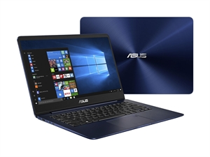 "ASUS ZenBook UX430UQ-GV009R 14"" Full HD Display Intel Core i7 Laptop - Blue"