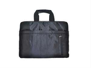 "Access Top Load Carrycase For up to 15.6"" Black Polyester Fabric"