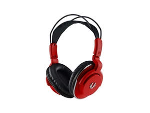 Bitfenix Flo Headphones - Fire Red