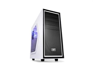Deepcool Tesseract White/Black ATX Case