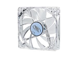 DeepCool 120mm XFAN120 1300RPM Case Fan - Blue LED